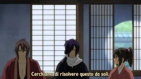 Hakuouki Shinsengumi Kitan Video Bonus DVD 01 sub ita