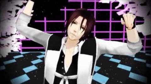 【MMD】裏表ラバーズを踊ってもらった【原田左之助】