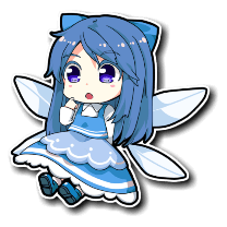 File:Blue Frilly Fairy Sprite.png
