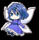 Blue Basic Fairy Sprite
