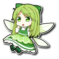 File:Green Frilly Fairy Sprite.png