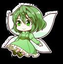 Green Basic Fairy Sprite