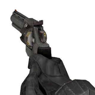 The <i>Half-Life 2</i> viewmodel.