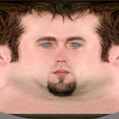 Face Model.
