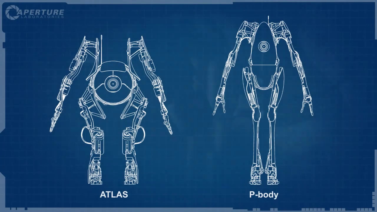 Atlas and p body half life wiki fandom powered by wikia atlas and p body blueprints as seen in the video i malvernweather Choice Image
