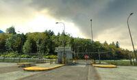 Aperture Labs entrance