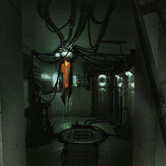 Concept art of some kind of containment cell, possibly for <a href=