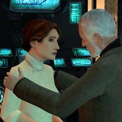 Breen manipulating Mossman.