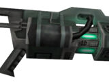 Displacer Cannon