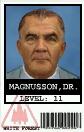 Magnusson badge