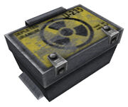Uranium ammo