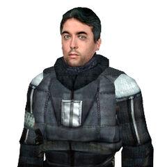 <i>Half-Life 2</i> model.