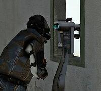 Soldier binocs