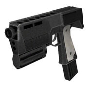Alyx Gun model beta