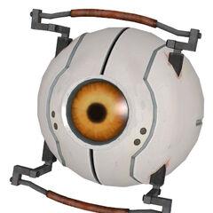 GLaDOS' Curiosity Core.