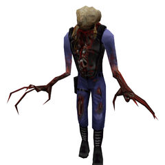 Zombie Guard model.