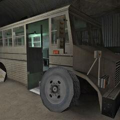 Bus in