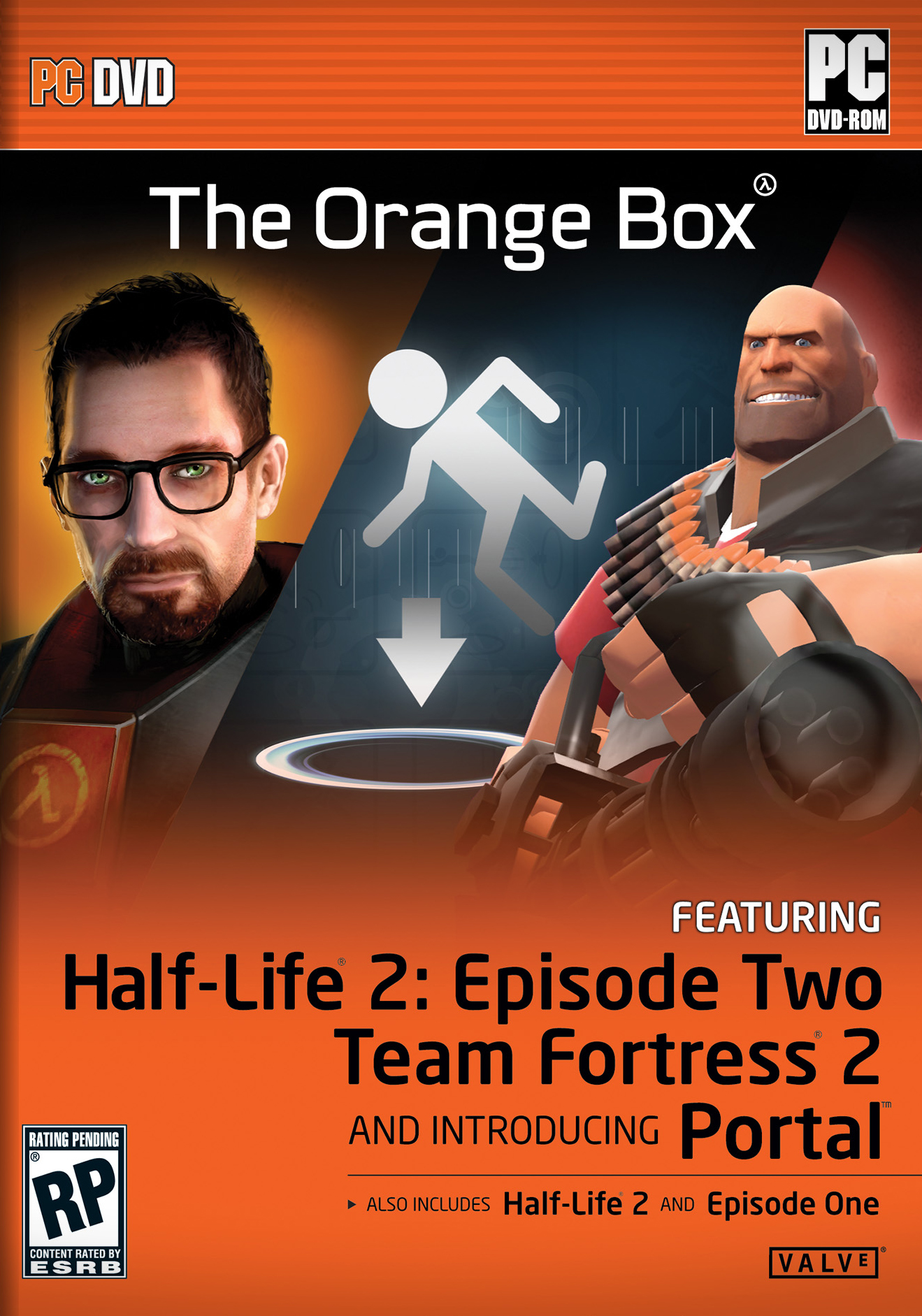 team fortress 2 classic box art