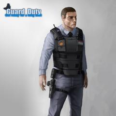 Security Guard Concept