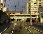 Trainstation tunnels