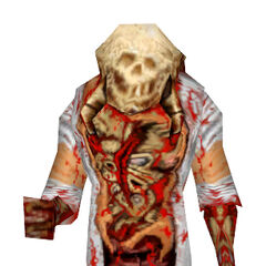 The Standard Zombie multiplayer model.