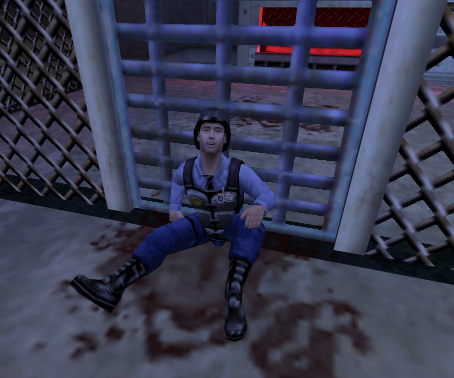 Coomer (security guard) | Half-Life Wiki | FANDOM powered by