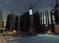 Trainstation plaza breencast uprising