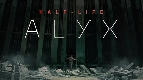 Half-Life Alyx Announcement Trailer