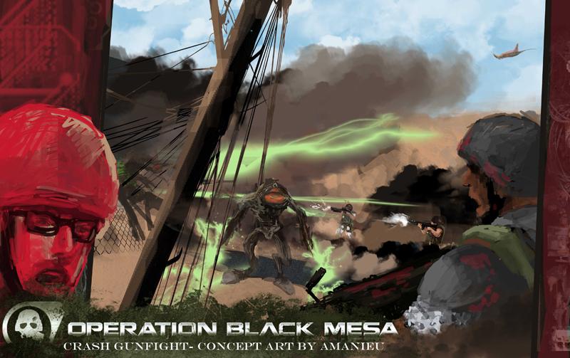 half life black mesa download free