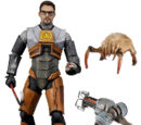 NECA Gordon Freeman Action Figure