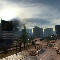 Yet, another Urban Chaos City Screenshot.