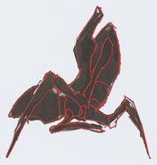 Antlion side red