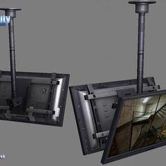 TV Rack Model.