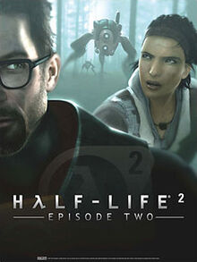 Half-Life 2 Episode Two title