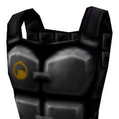 Vest model, as seen in the Hazard Course.