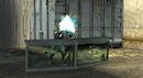 Emplacement gun fire metrocop apc garage