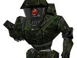 Robot Grunt