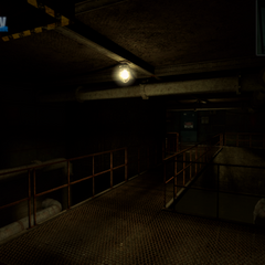 The Sub-Exit of the crate to Canal draining ditch Screenshot.