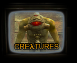 CREATURES LOGO TEST