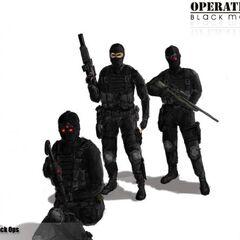 Black Ops.