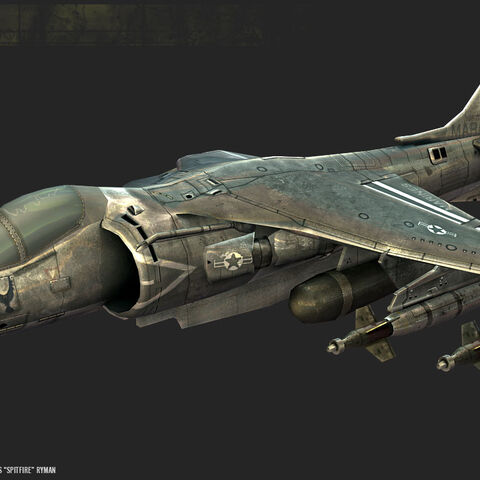 HECU Harrier (originally a <a href=