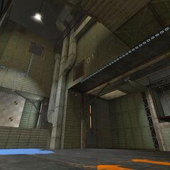 Inside Test Chamber 02.