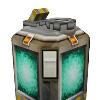 The <i>Half-Life</i> Battery.