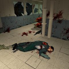 Dead <i>Borealis</i> worker.