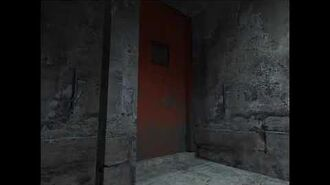 Half Life 2 Beta- Combine Guard breaks down door