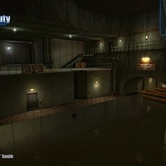 Main Exit of the Canal Screenshot.
