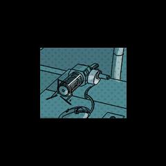 The Gravity Gun in the <a href=