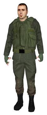 Conscript model
