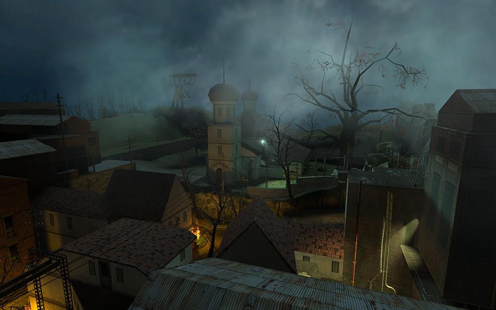 Ravenholm | Half-Life Wiki | FANDOM powered by Wikia