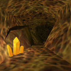 A cave on <a href=